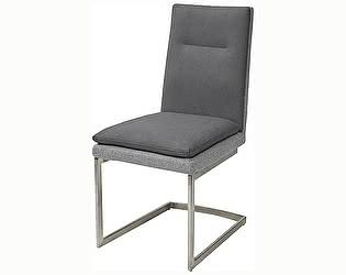 Купить стул M-City MALI GREY, экокожа + ткань
