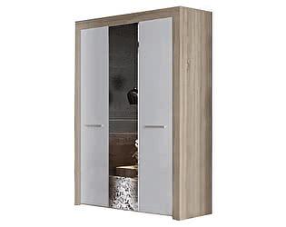 Купить шкаф SV-мебель Лагуна-6 трехстворчатый