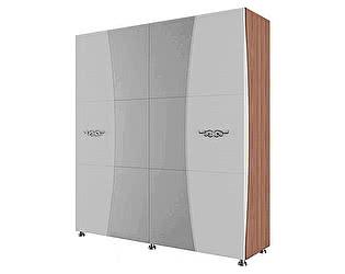Купить шкаф SV-мебель Лагуна-7 четырехстворчатый, 1,6 м