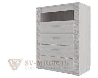 Купить комод SV-мебель Гамма-20 (4 ящика )