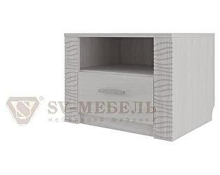 Купить тумбу SV-мебель Гамма-20 прикроватная