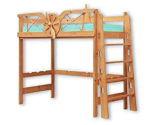 Купить кровать ВМК-Шале Полет чердак