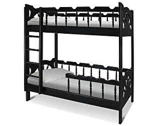 Купить кровать ВМК-Шале Штурвал двухъярусная