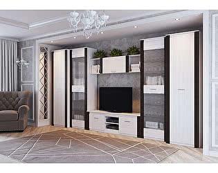 Купить гостиную SV-мебель Гамма-20 Комплектация 2
