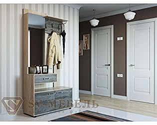 Купить прихожую SV-мебель Визит-1 (с зеркалом)