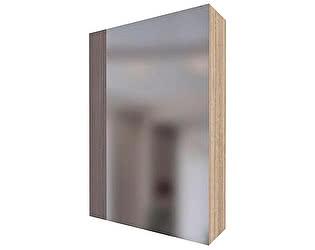 Купить шкафчик SV-мебель с зеркалом Визит-1 (навесной)