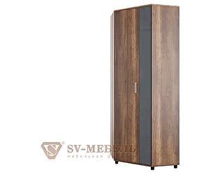 Купить шкаф SV-мебель угловой SV-мебель Визит-1 (МДФ)