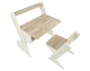 Купить стол Я САМ Детская растущая парта и стул Так Так