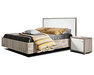 Купить кровать КМК Кристал 0650.3 (1600)