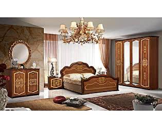 Купить спальню КМК Камелия Комплектация 1