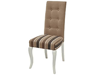 Купить стул M-City TS NOVEL, IVORY WHITE, FABRIC F1-7/6 (NV-SC)