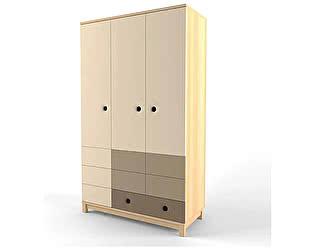 Купить шкаф 38 попугаев Робин Вуд 3х створчатый