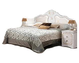 Купить кровать КМК Мелани-1 0434.6-01 (с мягким элементом)