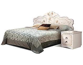 Купить кровать КМК Мелани-1 0434.6-01.1 (без мягкого элемента)