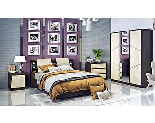 Купить спальню КМК Нирвана Комплектация 1