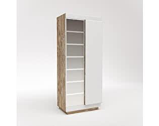 Купить шкаф КМК Роксет КМК 0554.11 (с зеркалом)