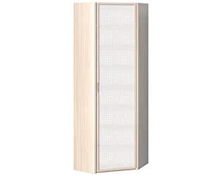 Купить шкаф Santan Камелия П-(360)-06-КЖ (кожа)