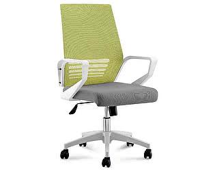 Купить кресло Норден Эрго LB (зеленый/серый)