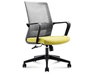 Купить кресло Норден Интер LB (серый/зеленый)