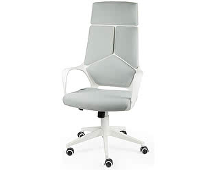 Купить кресло Норден IQ (белый пластик/серый)