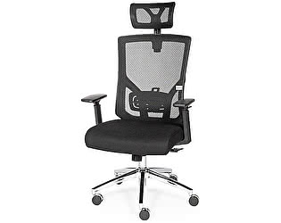 Купить кресло Норден Гарда (черный пластик/черный)