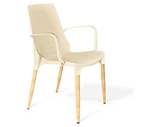 Купить кресло Sheffilton Sheffilton SHT-S76-1 светлый орех