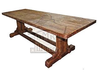 Купить стол ВМК-Шале Медведь трапезный 3000