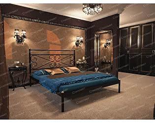 Купить кровать Стиллмет Марко (основание металл)