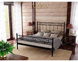Купить кровать Стиллмет Эсмеральда (основание металл)