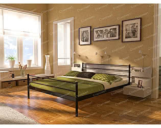 Купить кровать Стиллмет Экспо (основание ламели)
