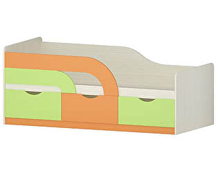 Купить кровать Шагус ТД Малыш с ящиками