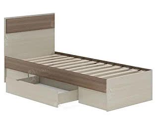 Купить кровать Шагус ТД 800 Стиль с ящиками