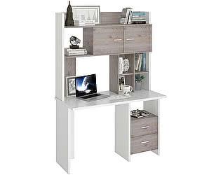 Купить стол Мэрдэс СКЛ-Прям120+ НКЛХ120