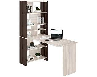 Купить стол Мэрдэс стеллаж СТЛ-ОВХ+С120Прям(без тумбы)