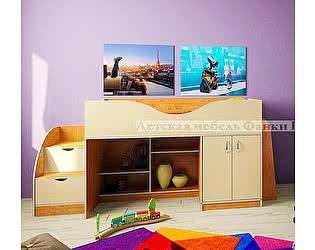 Купить кровать Фанки Кидз -чердак 6