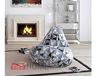 Купить кресло Dreambag Груша 2XL, велюр 5 кат