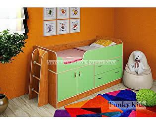 Купить кровать Фанки Кидз -чердак 9