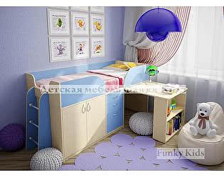 Купить кровать Фанки Кидз -чердак 10