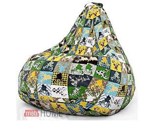 Купить кресло Dreambag Груша 3XL, велюр 5 кат