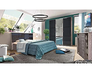 Купить спальню КМК Монако 1