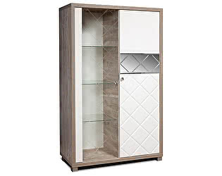 Купить шкаф КМК витрина Кристал 0650.4 правая