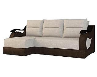 Купить диван FotoDivan угловой Еврокнижка капля