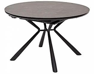 Купить стол M-City VOLAND 120 Dark Grey Spanish Ceramic TL54 керамика