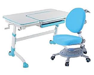 Купить стол FunDesk парта Amare + кресло SST1