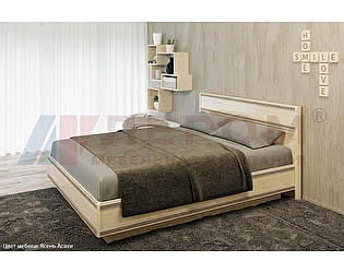 Купить кровать Лером Карина КР-1001 (1,2х2,0) с подъемным механизмом