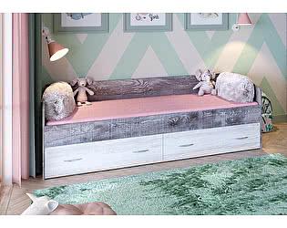 Купить кровать Ярофф нижняя Юта