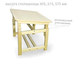 Купить стол 38 попугаев Чижик