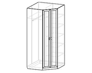 Купить шкаф Santan Элит-Д-(600)-07