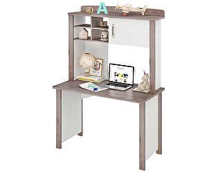Купить стол Мэрдэс Bartolo СТД-115 с надстройкой НД-115