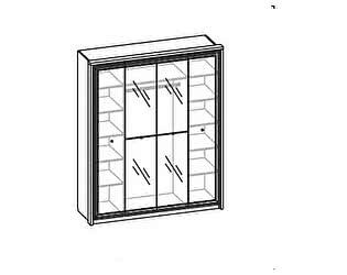 Купить шкаф Santan Эйми ШК-1706